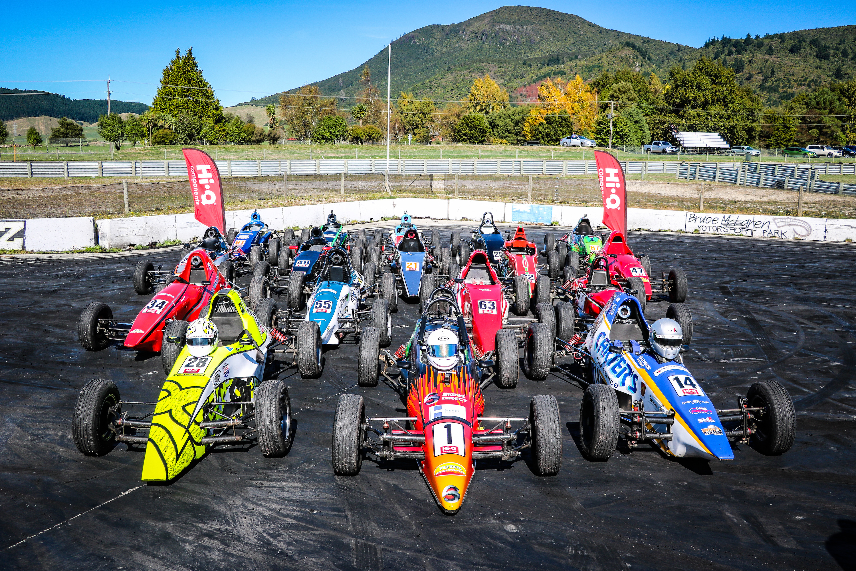 Hi-Q Components NZ Formula First Championship